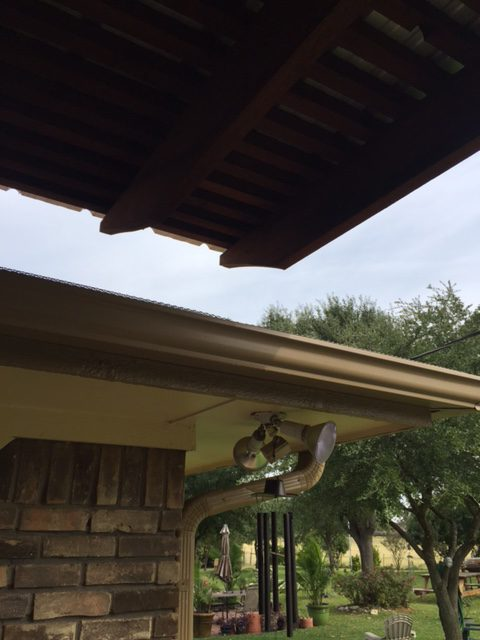 Seamless Gutters From All Pro Gutters Gutters Flower